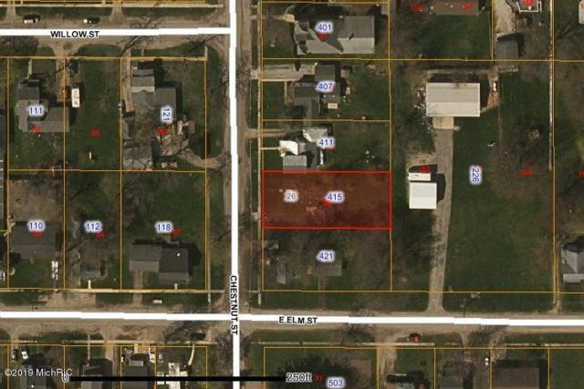 415 Chestnut Street, Reading, MI 49274 (MLS #19015707) :: Deb Stevenson Group - Greenridge Realty