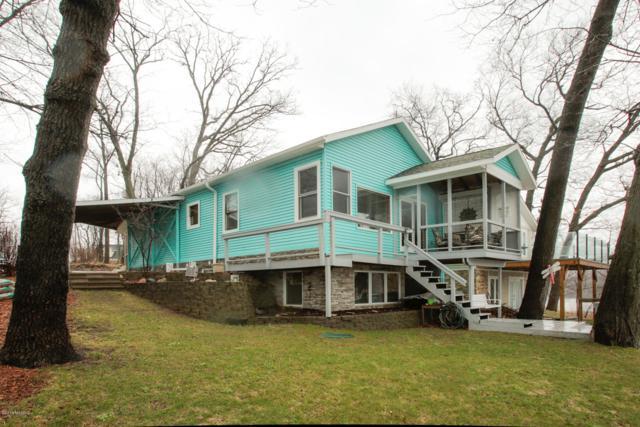 10551 Highland Drive, Delton, MI 49046 (MLS #19015716) :: Matt Mulder Home Selling Team