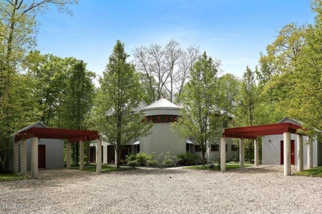 17170 River Bluff Drive, New Buffalo, MI 49117 (MLS #19015792) :: Matt Mulder Home Selling Team