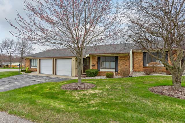 94 Old Mill Drive #3, Holland, MI 49423 (MLS #19015931) :: Ginger Baxter Group
