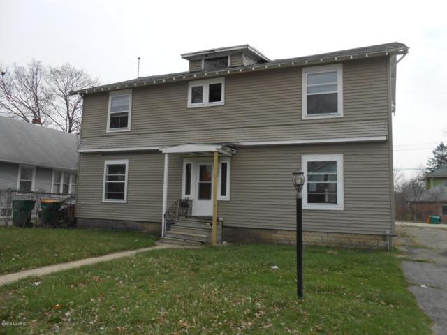 182 N Wood Street, Battle Creek, MI 49037 (MLS #19015970) :: Matt Mulder Home Selling Team