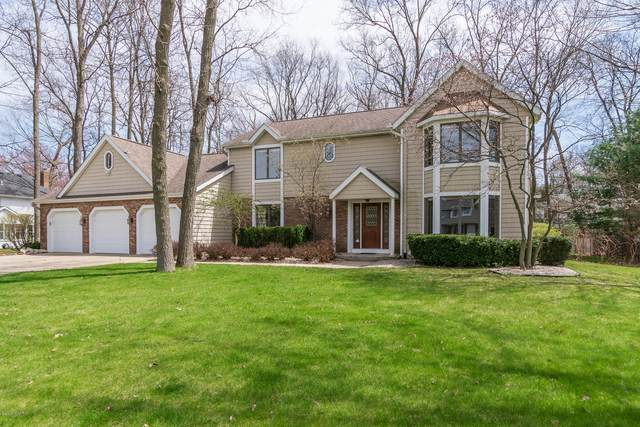 6361 Rothbury Street, Portage, MI 49024 (MLS #19016031) :: Matt Mulder Home Selling Team