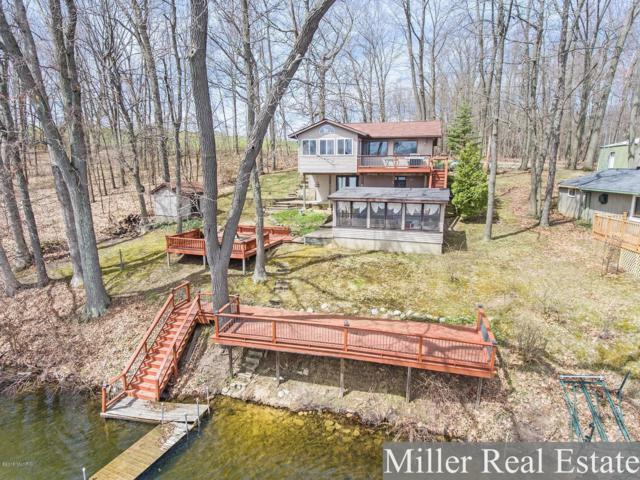 8345 Wilkinson Lake Street, Delton, MI 49046 (MLS #19016680) :: Matt Mulder Home Selling Team