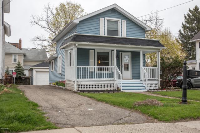 930 N Capitol Avenue, Lansing, MI 48906 (MLS #19017117) :: Deb Stevenson Group - Greenridge Realty