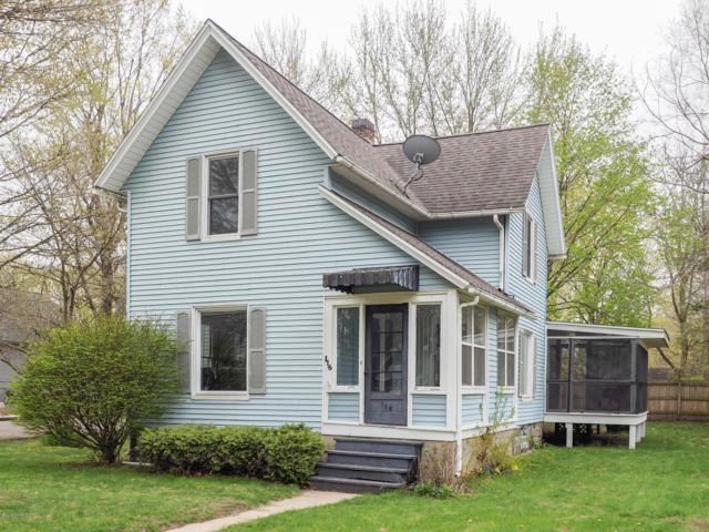 116 E Morrell Street, Otsego, MI 49078 (MLS #19017489) :: Matt Mulder Home Selling Team