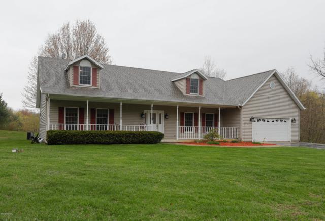6320 Otis Lake Road, Delton, MI 49046 (MLS #19018222) :: Matt Mulder Home Selling Team
