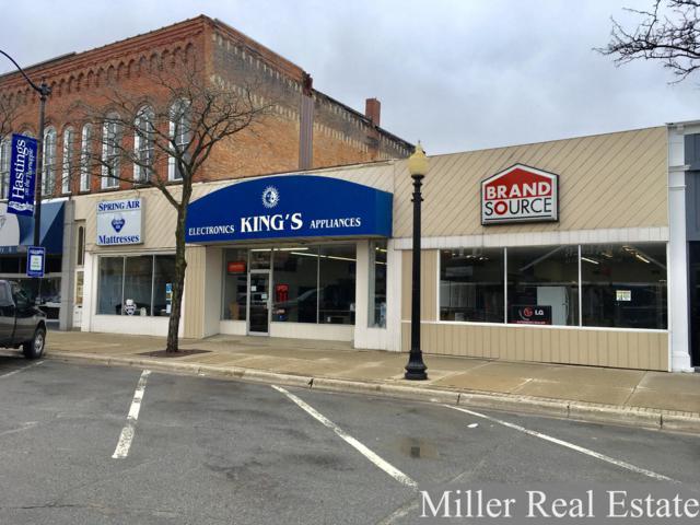130 W State Street, Hastings, MI 49058 (MLS #19018338) :: CENTURY 21 C. Howard