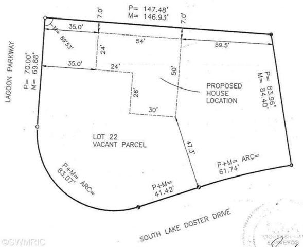 330 Lagoon Parkway, Plainwell, MI 49080 (MLS #19018406) :: Matt Mulder Home Selling Team