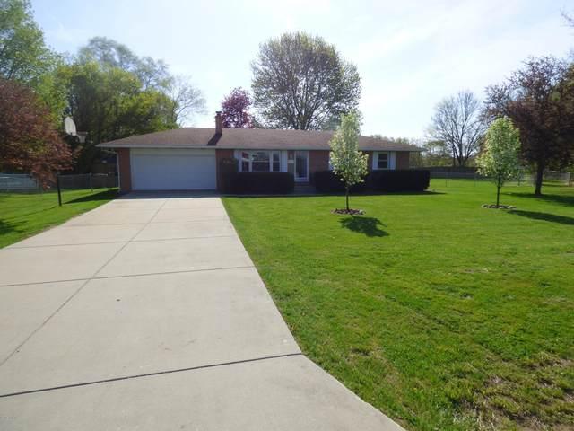 70907 Brush Road, Niles, MI 49120 (MLS #19018936) :: Matt Mulder Home Selling Team