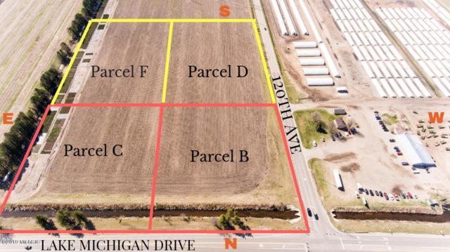 Parcel B Lake Michigan Drive, West Olive, MI 49460 (MLS #19019400) :: Matt Mulder Home Selling Team