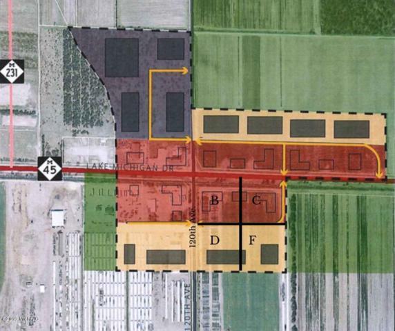 Parcel F 120th Ave. Drive, West Olive, MI 49460 (MLS #19019403) :: Matt Mulder Home Selling Team