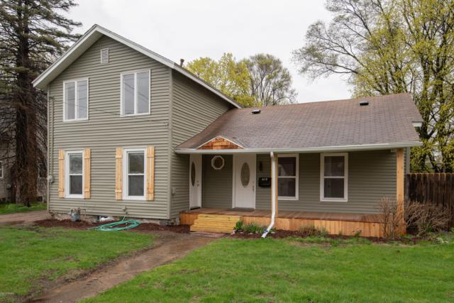 419 E Allegan Street, Otsego, MI 49078 (MLS #19019551) :: Matt Mulder Home Selling Team