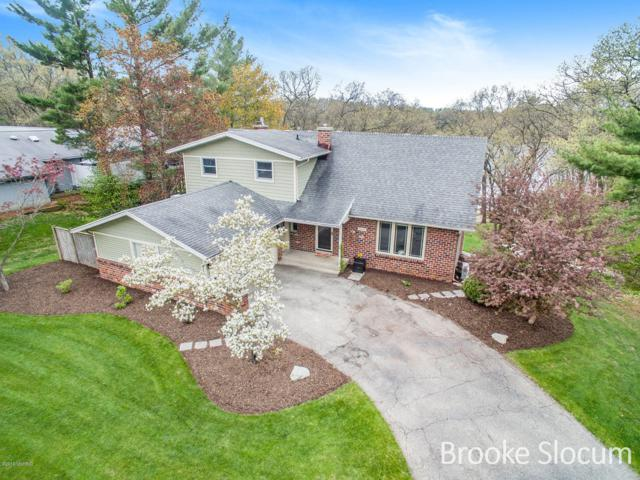 3851 Keeweenaw Drive NE, Grand Rapids, MI 49525 (MLS #19019738) :: JH Realty Partners
