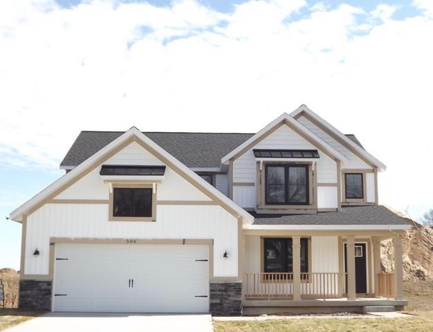 354 Highlander Drive NE, Rockford, MI 49341 (MLS #19019905) :: Matt Mulder Home Selling Team
