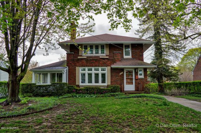 1058 Eastwood Avenue SE, East Grand Rapids, MI 49506 (MLS #19020017) :: JH Realty Partners