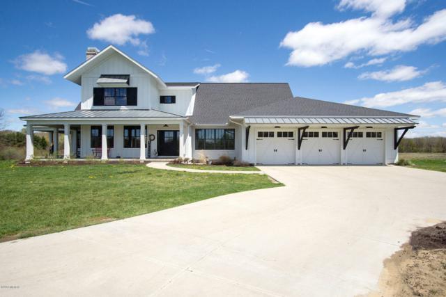10884 South Street, Nunica, MI 49448 (MLS #19020255) :: Matt Mulder Home Selling Team