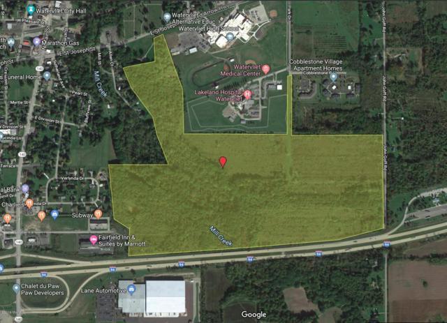 548 John Goff Road, Watervliet, MI 49098 (MLS #19020474) :: Matt Mulder Home Selling Team