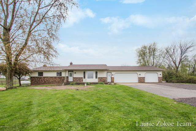2482 Johnson Street, Marne, MI 49435 (MLS #19020789) :: Matt Mulder Home Selling Team