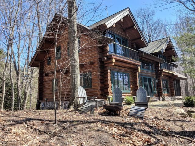 6007 S Scenic Drive Home/Guest Hous, New Era, MI 49446 (MLS #19021179) :: Deb Stevenson Group - Greenridge Realty