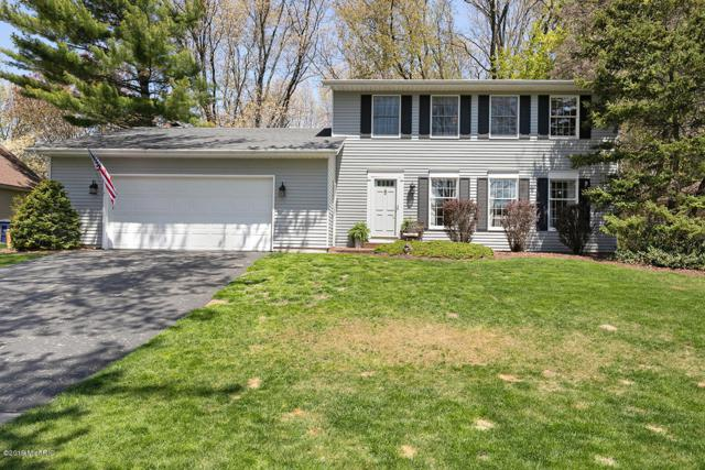 1219 Heather Drive, Holland, MI 49423 (MLS #19021325) :: Matt Mulder Home Selling Team