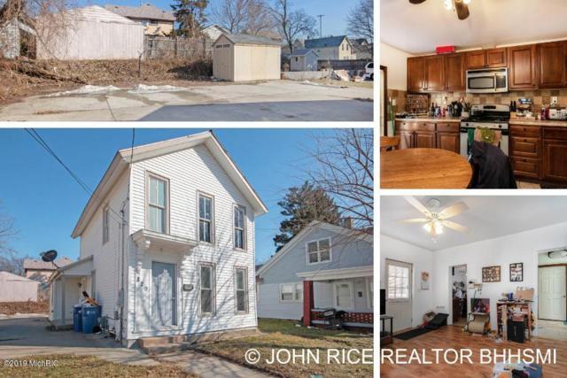 829 Sherman Street SE, Grand Rapids, MI 49506 (MLS #19021645) :: JH Realty Partners
