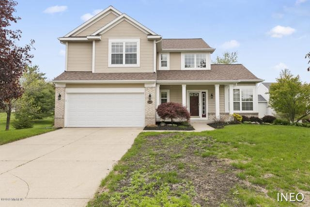 6419 Cannon Farms Drive NE, Rockford, MI 49341 (MLS #19021764) :: JH Realty Partners