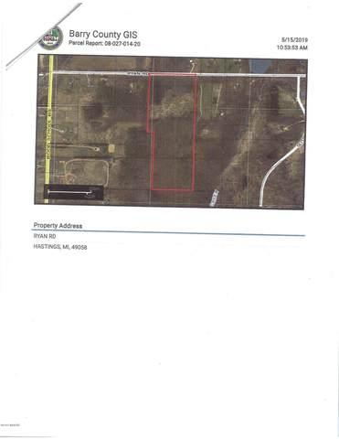 Ryan Road, Hastings, MI 49058 (MLS #19021805) :: JH Realty Partners