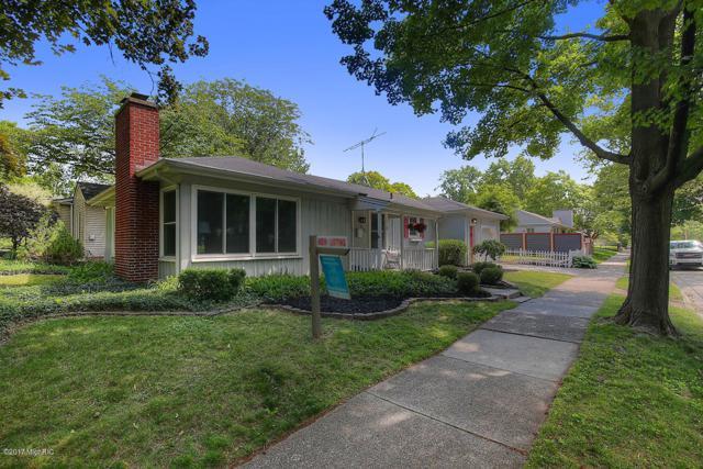 2221 Burchard Street SE, Grand Rapids, MI 49506 (MLS #19021890) :: JH Realty Partners