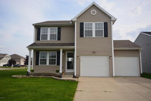 1201 Gardner Pond Lane, Vicksburg, MI 49097 (MLS #19021943) :: Matt Mulder Home Selling Team