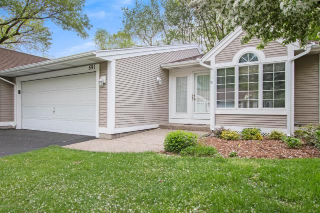 591 Appletree Court #86, Holland, MI 49423 (MLS #19022023) :: Matt Mulder Home Selling Team