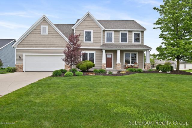 2639 Hawthorne Court, Jenison, MI 49428 (MLS #19022147) :: Matt Mulder Home Selling Team