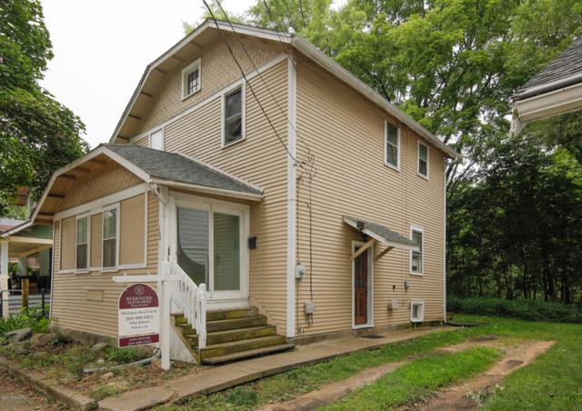 124 W Maple Street, Kalamazoo, MI 49001 (MLS #19022200) :: Matt Mulder Home Selling Team