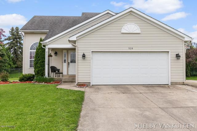 526 Discovery Drive, Wayland, MI 49348 (MLS #19022229) :: Deb Stevenson Group - Greenridge Realty