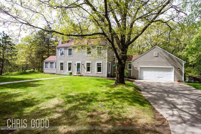 6875 Blue Ridge Drive NE, Belmont, MI 49306 (MLS #19022420) :: JH Realty Partners