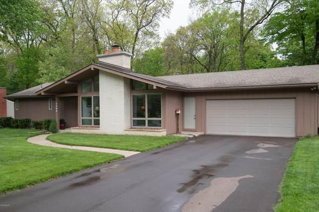 5964 Scenic Way Drive, Kalamazoo, MI 49009 (MLS #19022441) :: Matt Mulder Home Selling Team