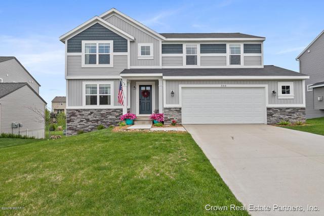 566 Highlander Drive NE, Rockford, MI 49341 (MLS #19022506) :: Matt Mulder Home Selling Team