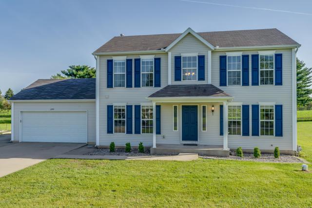 2490 Butterfly Lane, Berrien Springs, MI 49103 (MLS #19022528) :: Matt Mulder Home Selling Team