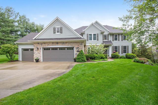 8400 Bainbridge Drive, Mattawan, MI 49071 (MLS #19022638) :: Matt Mulder Home Selling Team