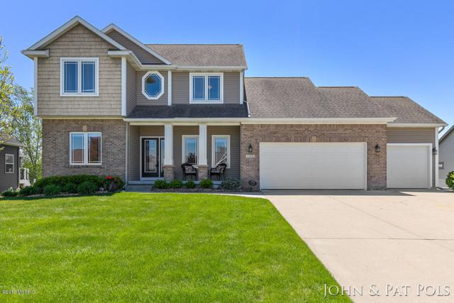 2350 Pleasant Pond Drive SW, Byron Center, MI 49315 (MLS #19022775) :: JH Realty Partners
