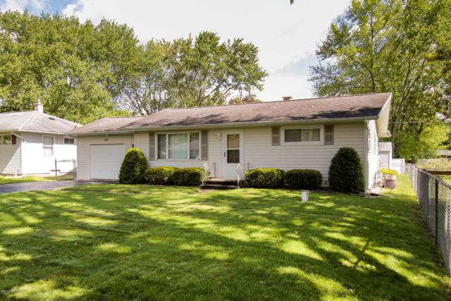 155 Milton Ave, Battle Creek, MI 49017 (MLS #19022871) :: Matt Mulder Home Selling Team