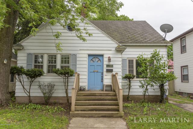 1110 Griggs Street SE, Grand Rapids, MI 49507 (MLS #19023017) :: Matt Mulder Home Selling Team