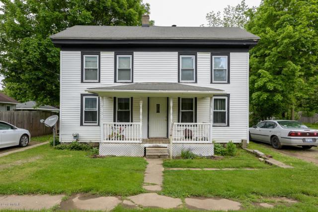 42 Washington Street, Galesburg, MI 49053 (MLS #19023330) :: JH Realty Partners