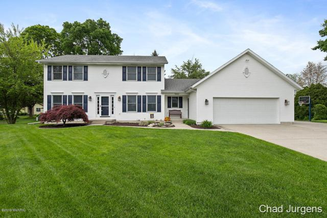3621 Chickasaw Court SW, Grandville, MI 49418 (MLS #19023650) :: JH Realty Partners