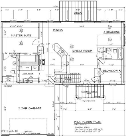 3178 White Heron Lane, Battle Creek, MI 49015 (MLS #19024402) :: Matt Mulder Home Selling Team