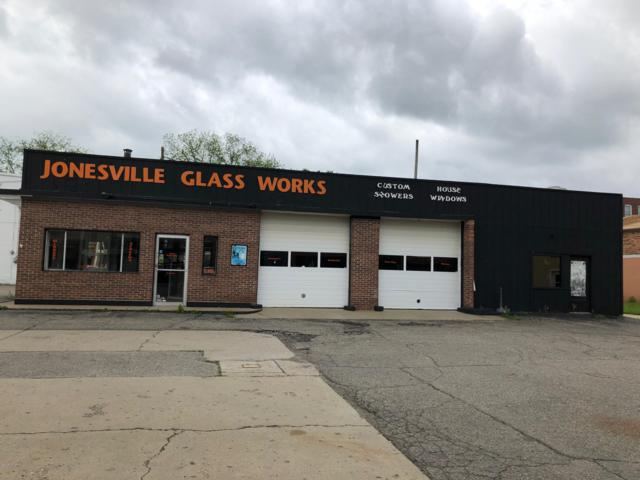 264 E Chicago Street, Jonesville, MI 49250 (MLS #19024467) :: Deb Stevenson Group - Greenridge Realty