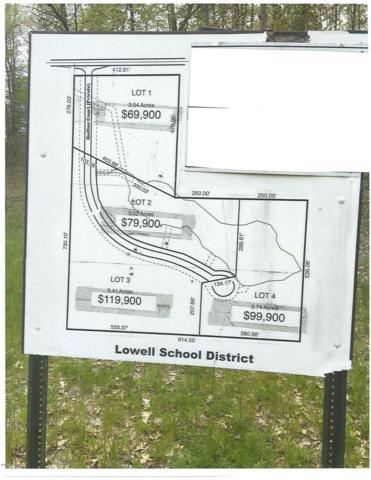 12540 5 Mile Road NE Lot 4, Lowell, MI 49331 (MLS #19024882) :: Deb Stevenson Group - Greenridge Realty