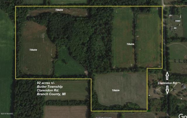 990 Clarendon Road, Litchfield, MI 49252 (MLS #19025141) :: Deb Stevenson Group - Greenridge Realty