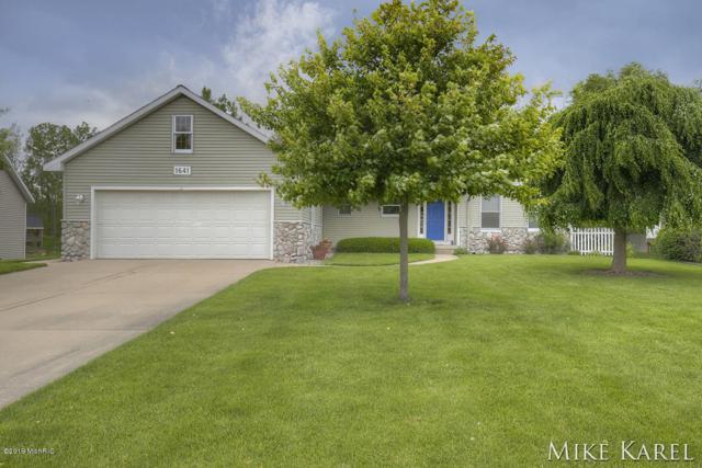 1641 Cotton Drive, Jenison, MI 49428 (MLS #19027307) :: CENTURY 21 C. Howard