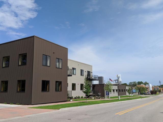 110 Central Ave #206, Holland, MI 49423 (MLS #19027562) :: JH Realty Partners