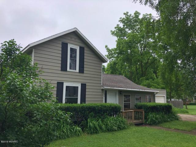 298 W Dibble Street, Marcellus, MI 49067 (MLS #19027779) :: JH Realty Partners